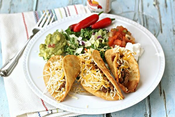 Homemade Taco Seasoning for Mini Tacos