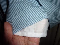 02 Full-gathered skirt - Hem and lining