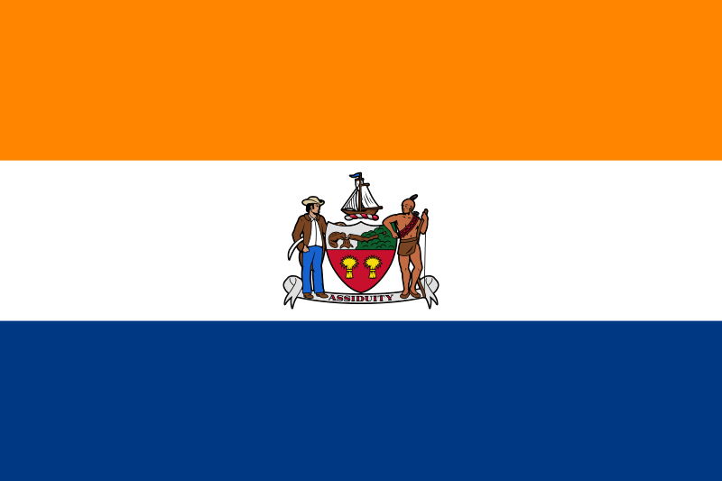File:Flag of Albany, New York.svg