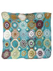 Moorish Mosaic Afghan