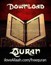 Click here to Download a Quran in your Language!