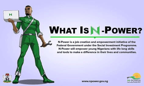 N-power Recruitment: Presidency Employs 200,000, To Commence Payment Soon
