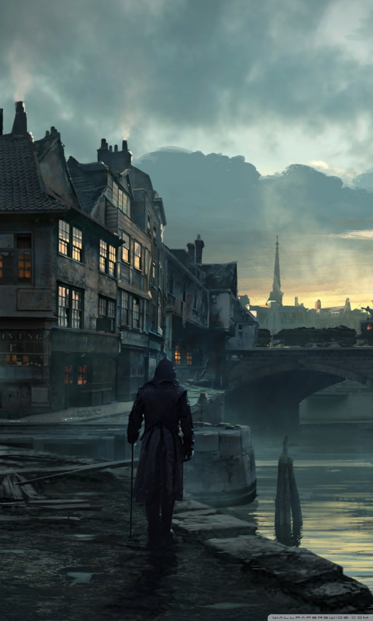 Assassin S Creed Syndicate City Of London 2015 Game Ultra Hd