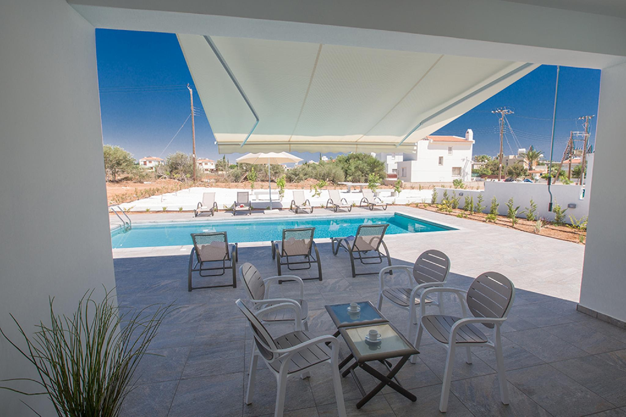 Cyprus In The Sun Villa CCV1 Platinum 5 Bedrooms  Discount