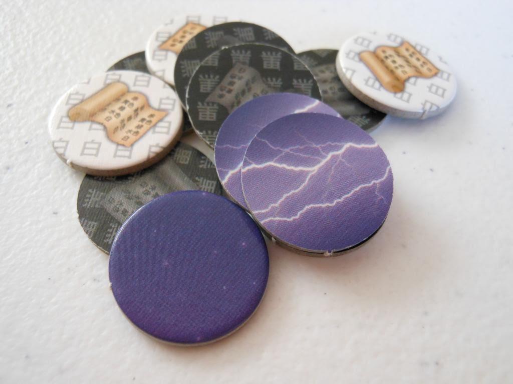 Hanabi tokens