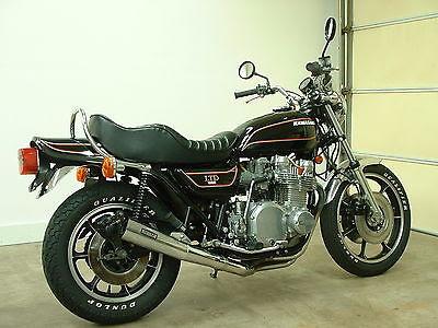 Featured Listing 1980 Kawasaki Kz1000 Goose Tribute