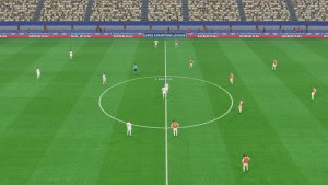 Graphics PS4 PES 2017