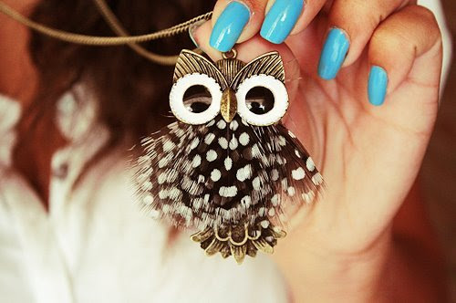 aa owl jewel by weheartit