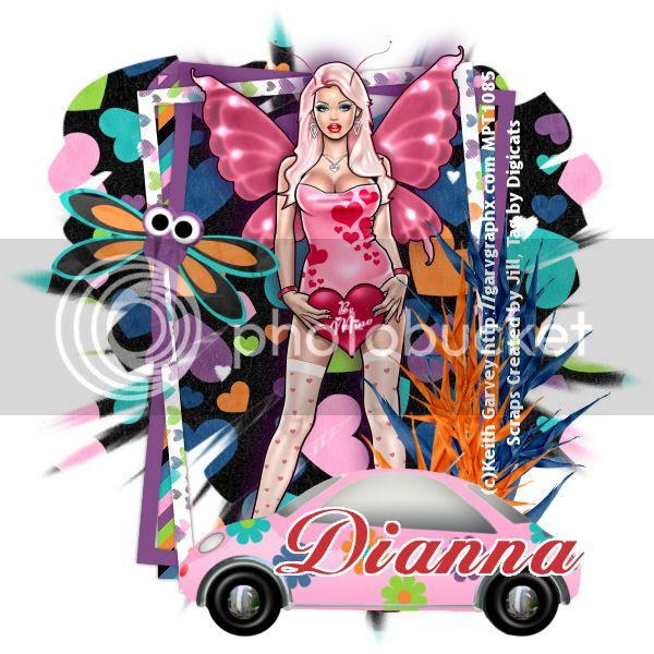Love Bugs - Dianna