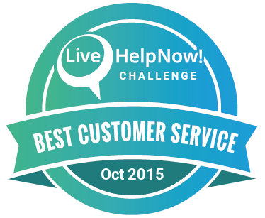 LiveHelpNow Challenge Winner for Oct 2015