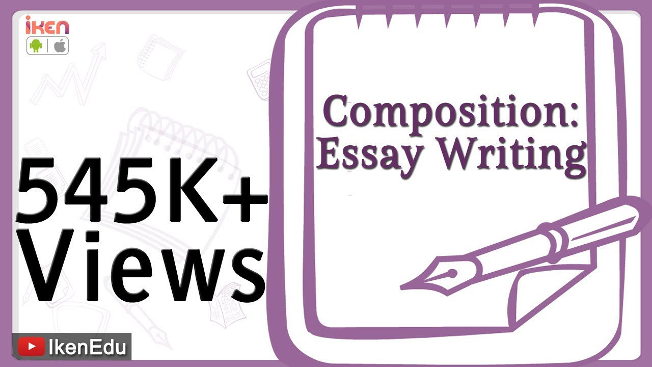learn how to write essay in english