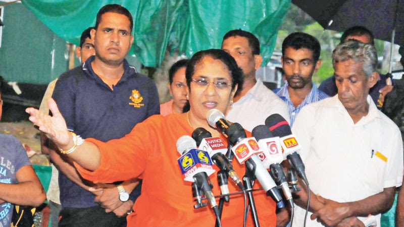 Economy being exploited for petty political goals - Thalatha