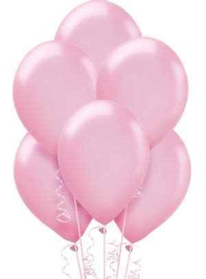 Pink Pearl Balloons 15ct   Party City