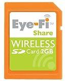 Eye-Fi Share SD型ワイヤレスメモリカード 日本版(正規品)