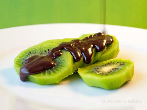 K-Kiwi con chocolata