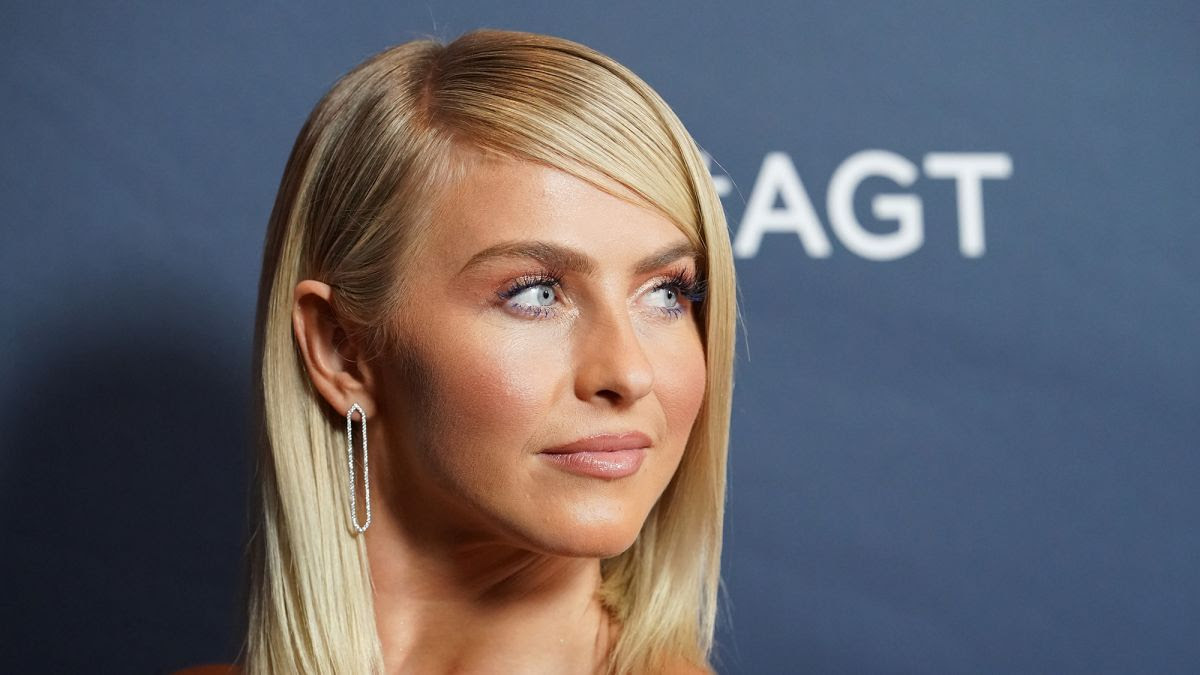 Julianne Hough says she's 'deeply listening' to 'The Activist' criticism