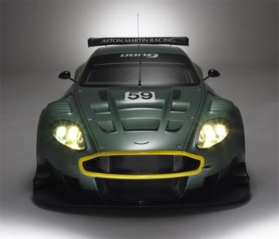Aston Martin Dbr9 Top Gear