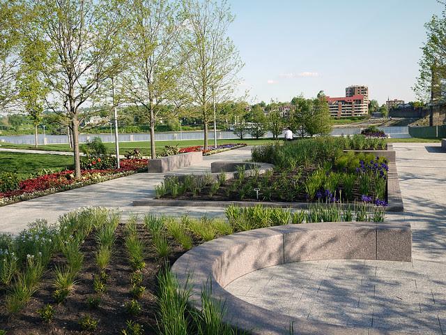 Duke Energy Garden
