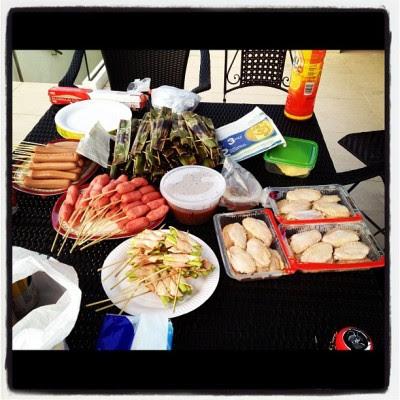 BBQ!:D (Taken with instagram)