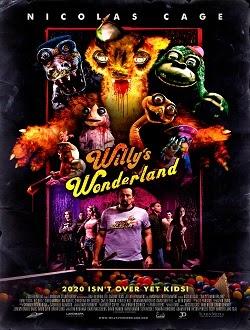 Baixar Willy's Wonderland: Parque Maldito 2021 MP4 Dublado e Legendado