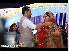 Nazriya and Fahad Fazil Marriage Video   Wedding Reception Full   Nikkah   YouTube