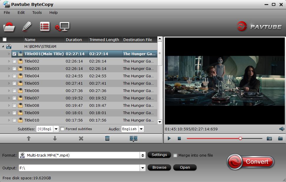 Load Video_TS folder