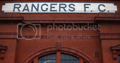 Rangers: best of luck for all our sakes!