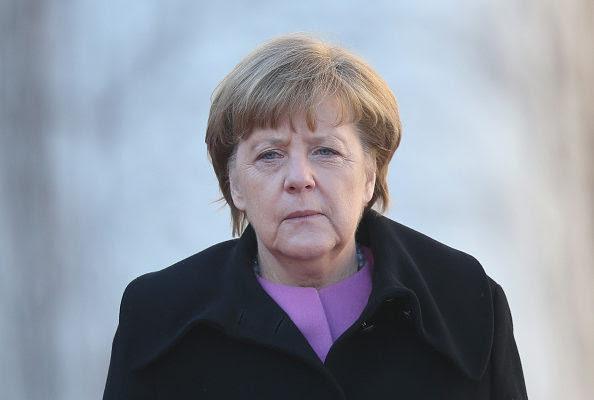 德国女总理默克尔周六展开访华之旅。(Sean Gallup/Getty Images)