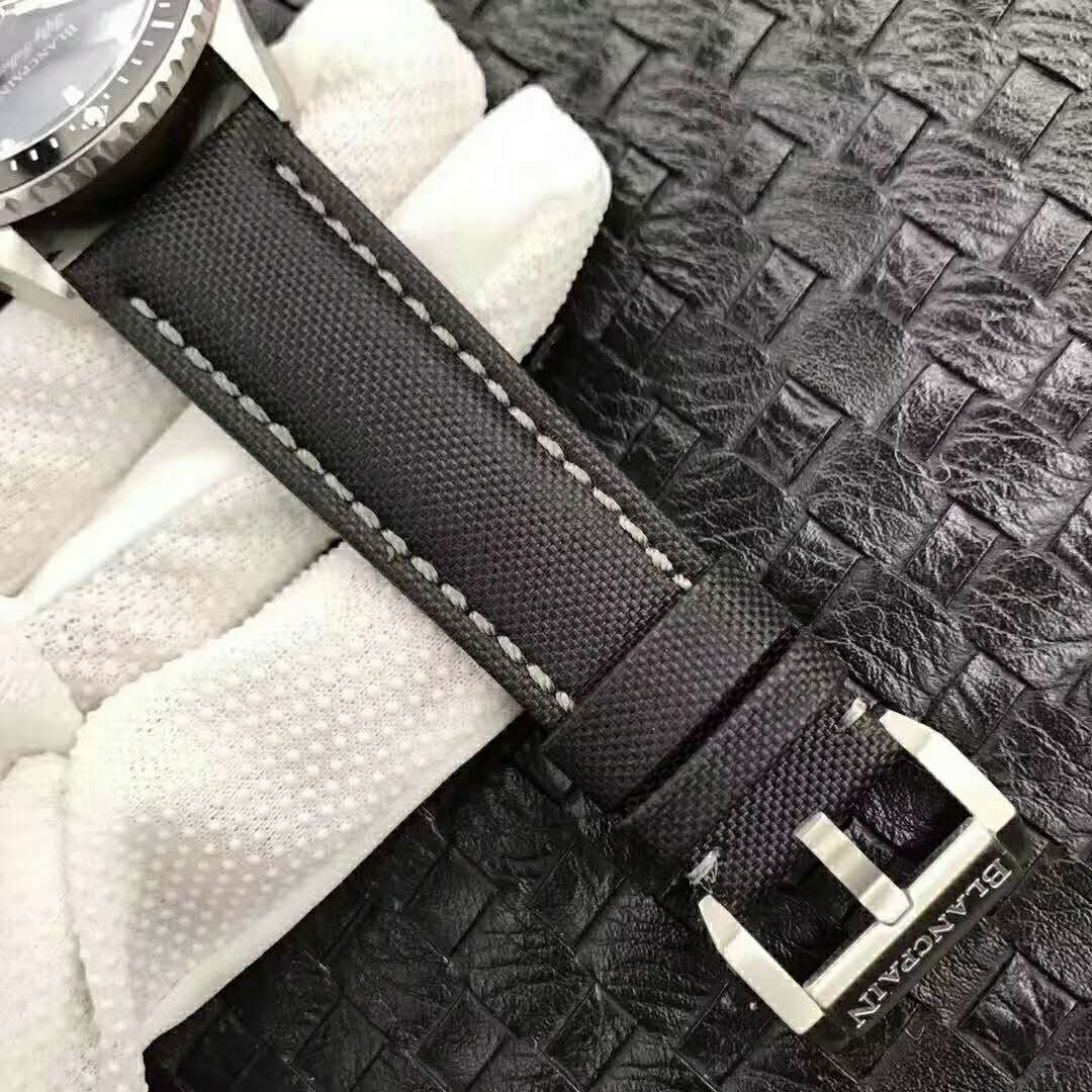 Blancpain Steel Buckle