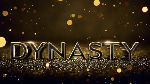 Resultado de imagem para dynasty The CW