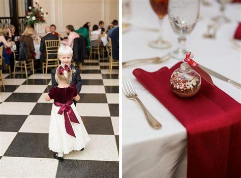 A Christmas Wedding at The Carolina Inn   Southern Bride