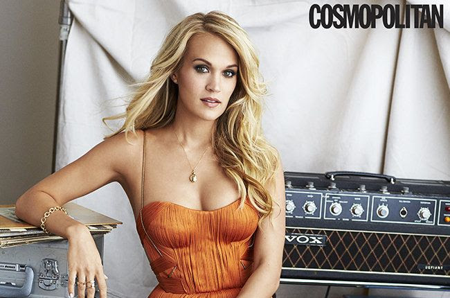 Carrie Underwood : Cosmopolitan (December 2015) photo Carrie-Underwood-Cosmopolitan-cover-dec2015-billboard-650.jpg