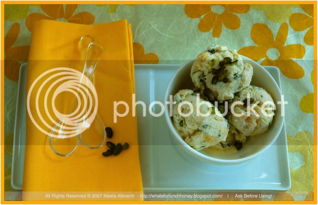 Apricot Pistachio Ice Cream 04