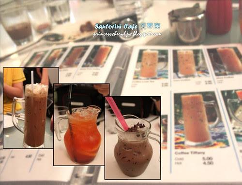 Santorini beverages