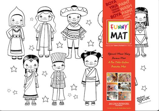 Dünya çocuklari Kolektif Altın Kitaplar