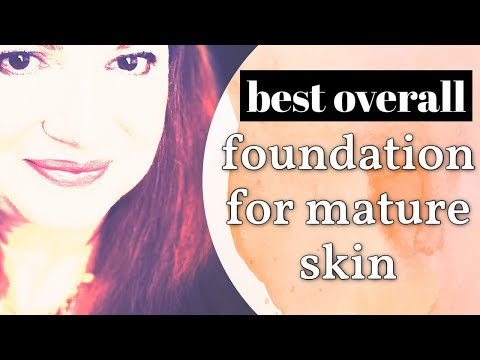 Best foundation for women over 50 juice