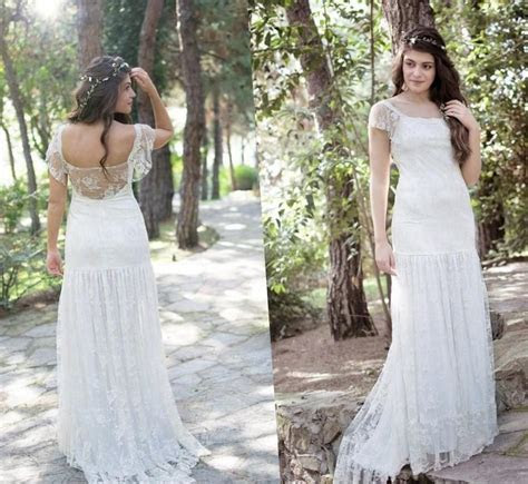 Plus size hippie wedding dresses   PlusLook.eu Collection