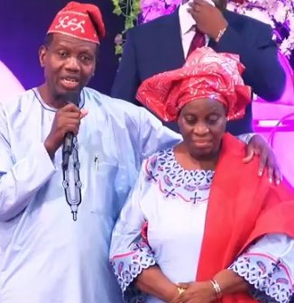 ''It Is Impossible To Find A Woman Like  My Wife''  Says Pastor Adeboye