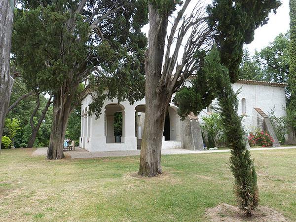 chapelle saint cassien