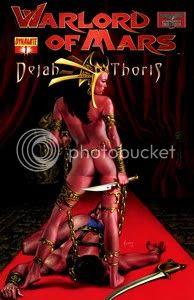 Warlord of Mars - Dejah Thoris 1 a 3