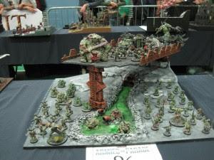 Armies on parade Nurgle