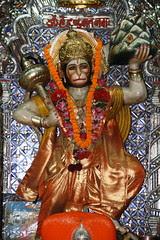 Siddheshwar Hanuman Temple by firoze shakir photographerno1