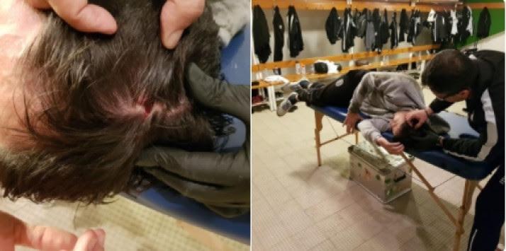 Παναθηναϊκός - ΠΑΟΚ: Εντεκα μέρες μετά τα αίσχη του Βόλου οι κάφροι ξαναχτύπησαν! Στο νοσοκομείο ο Ιβιτς
