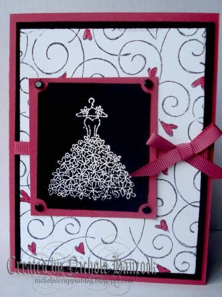 bridal shower card by nicholejanette   Cards and Paper