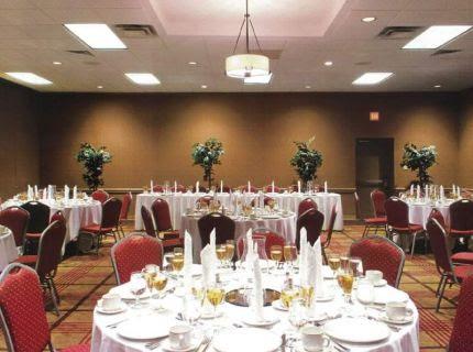 Wedding Reception Rooms