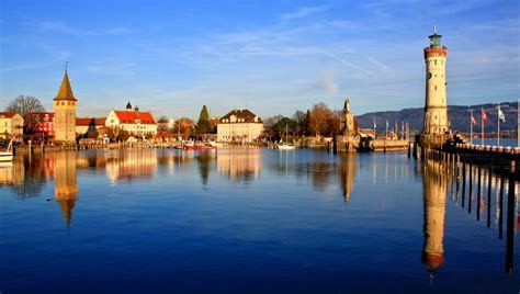 Germany Bavaria Lindau River wallpaper   HD Desktop Wallpaper