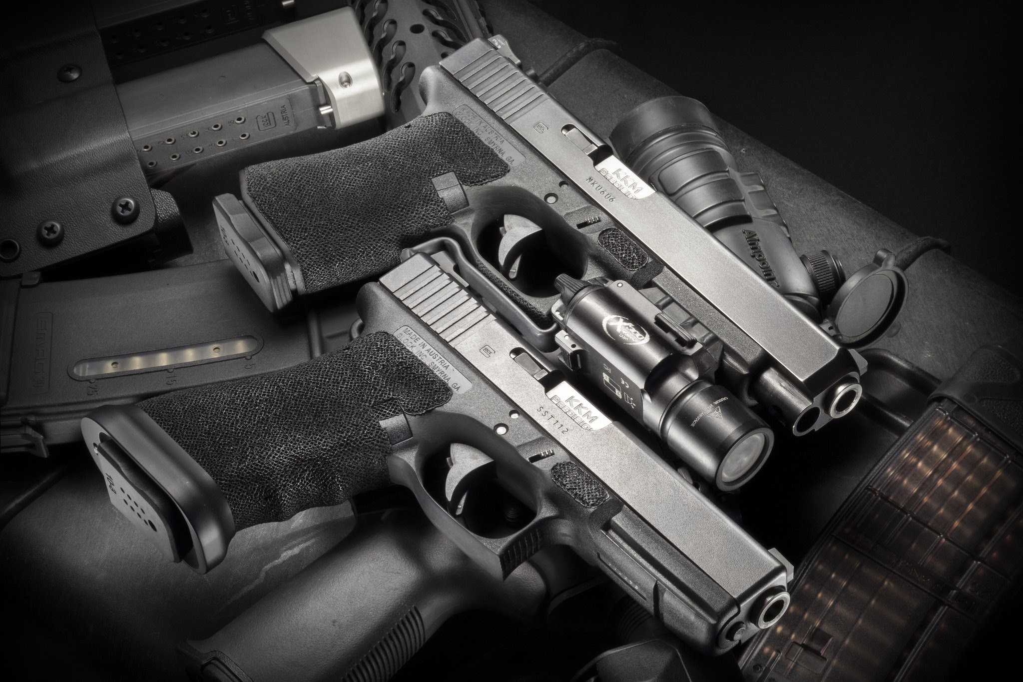 Gun Wallpaper 2018 (64+ images)