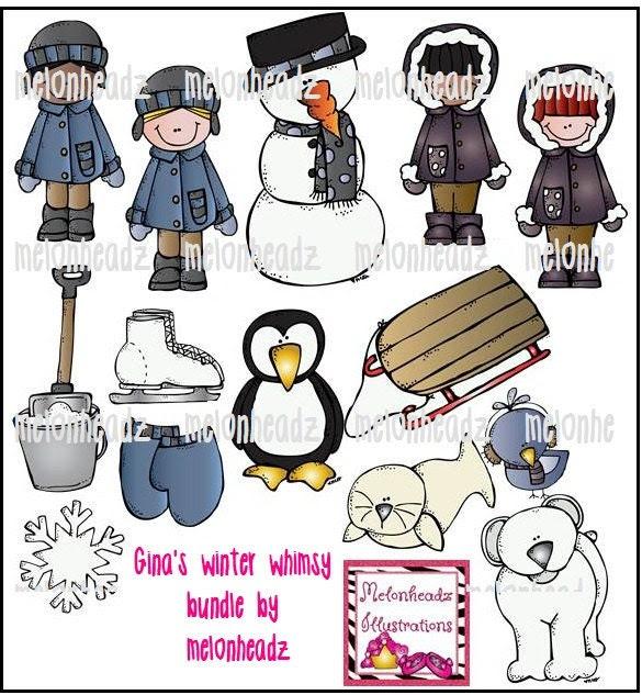 Gina's winter bundle