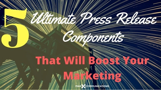 Ultimate Press Release Components