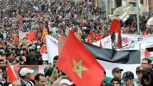 Anti-government demonstrations have taken place in the North African state of Morocco. The country underwent elections several months ago. by Pan-African News Wire File Photos